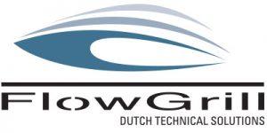 Logo Flowgrill (griglie di ventilazione per yacht)