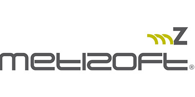 Logo Metizoft (software green passport)