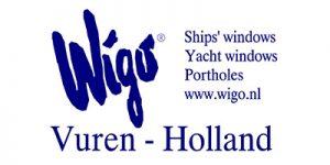 Logo Wigo (oblò e finestrini navali)